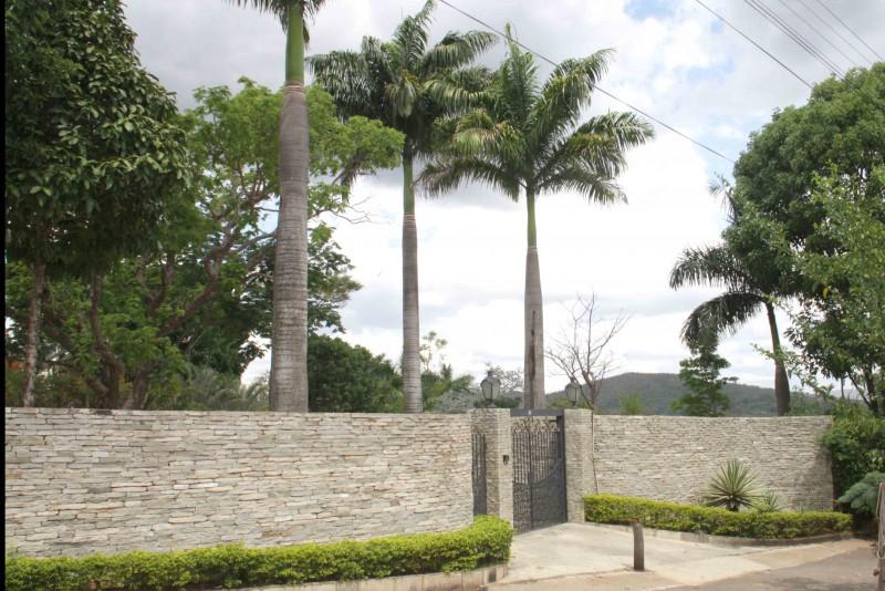 Pedras Brutas p muro