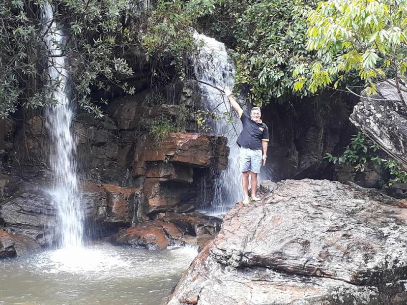 Cachoeira Usina Velha